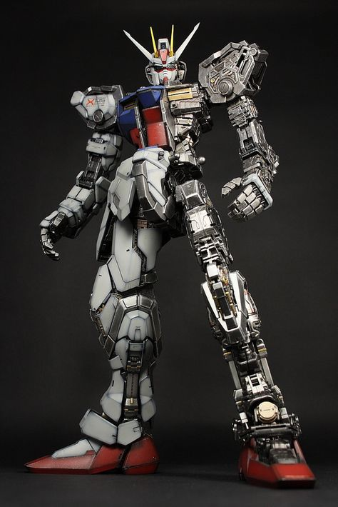 sekigan: PG Strike Gundam - Modeled by 達菲