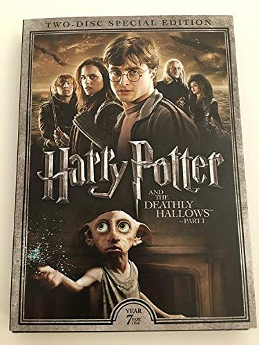 Harry Potter and the Deathly Hallows, Part 1 (Two-Disc Special Edition) - Default