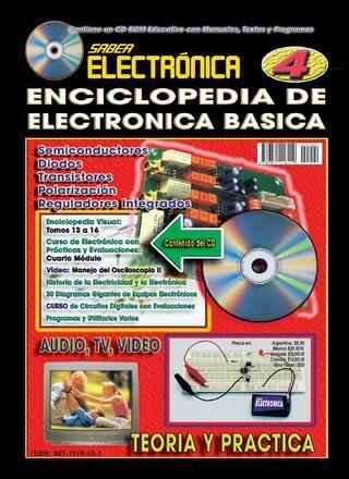 Tomo 1 Electricidad Y Electronica Circuitos Electronicos Para Armar Electrónica