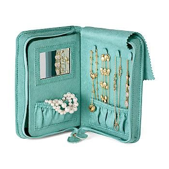 Signature Travel Jewelry Case httpclosettetoocomproductsthe