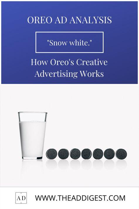 How Oreo's Creative Advertising Works.