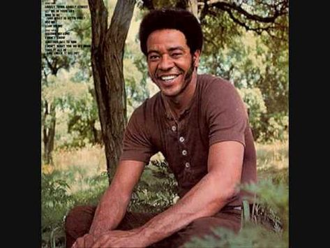 Bill Withers 'Lean on Me' ~ turn up your speakers & SING!