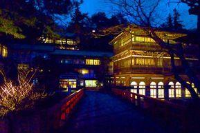 日本最古の湯宿 四万温泉 積善館 へ 千と千尋の神隠し の世界がココに 温泉 東京 温泉 旅館