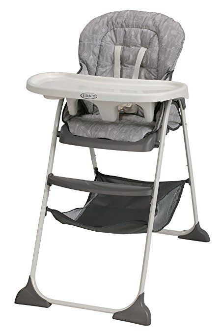 The Top 6 Best High Chairs For Small Spaces Reviews In 2020 Baby High Chair Folding High Chair High Chair