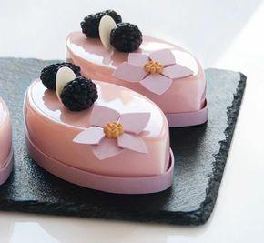 100 Bilder Von Desserts Mit Spiegelglasur Und Einigen Leckeren Rezepten Dessert Coole Desserts Leckereien