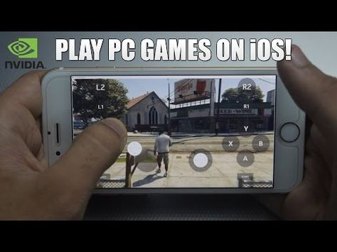 How To Play Pc Games On Ios Iphone Ipad Ipod Play Gta 5 Moonlight Game Streaming Game Streaming Moonlight Game Play Gta 5
