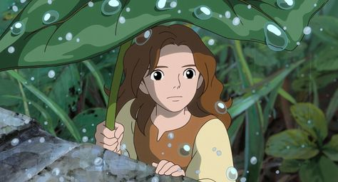 Nanoscience Is at Work in The Secret World of Arrietty