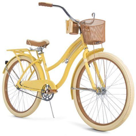 buy Huffy 26 Nel Lusso Womens Cruiser Bike With Perfect Fit. Beach Cruiser Bikes, Cruiser Bicycle, Pt Cruiser, Beach Cruisers, Mtb Bicycle, Bici Retro, Velo Retro, Retro Bikes, Retro Bicycle