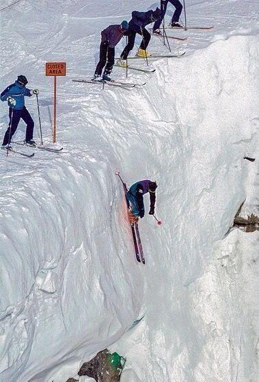 bilder av damer fra ski