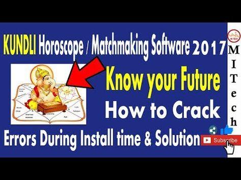 kundli software match making