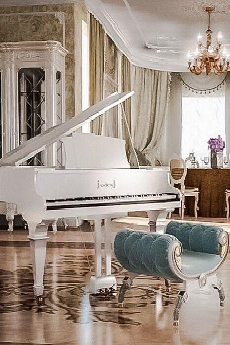 Pin By Desak Ayu On Wiranata Grand Piano Room Piano Room Decor Piano Decor