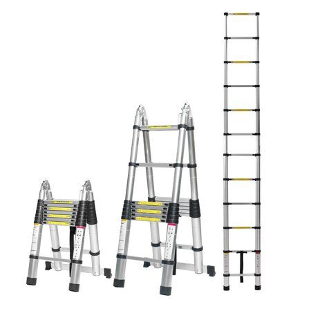 Home Improvement Extendable Ladder Ladder Aluminium Ladder