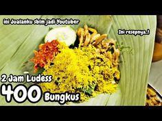 2 Jam Ludes 400 Bungkus Ini Jualanku Sebelum Jadi Youtuber Resep Nasi Krawu Gresik Komplit Youtube Di 2020 Resep Ide Makanan Resep Makanan