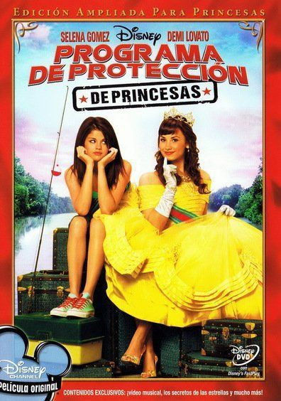 Pin De Victoria Alba En Cine Programa De Proteccion Para Princesas Princesas Demi Lovato