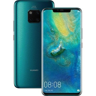 Huawei Mate 20 Pro Emerald Green Smartphone Projector Smartphone Phone Projector