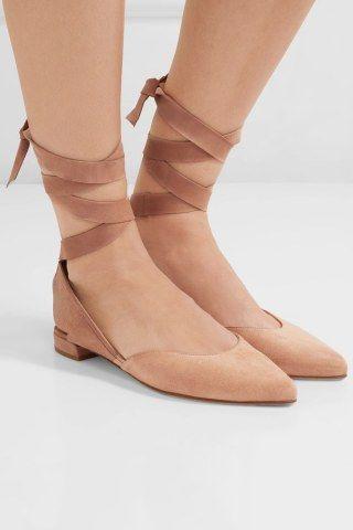 140 paires de chaussures à noeuds tendances