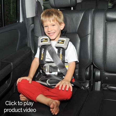 RideSafer Travel Vest | Baby car seats