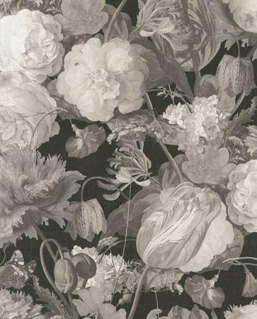 Tapeta 358001 Eijffinger Masterpiece Tapeta W Piekne Realistyczne Kwiaty Idealne Odwzorowanie Natury Dzieki Najwyzsze Masterpiece Wallpaper Photo Mural