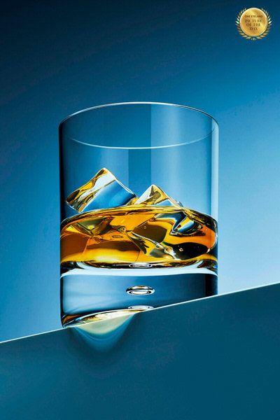 Greg Abramowicz Glass Photography Whisky Glass Cocktail Photography