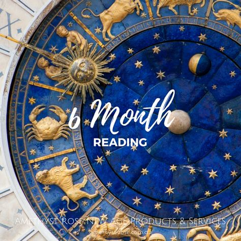 This reading delivers inspiration, clarity, guidance and understanding, bringing through the support you need for the coming 6-month period.   You'll learn about the energetic influences for each month and what you most need to know for that time period.  #ReadingsWithVanda #IntuitiveReadings #IntuitiveTarot #Tarot #EmailReadings #WorldwideReadings #HealingWithTheTarot #InnerWork #ARNAPSreadings #ARNAPS