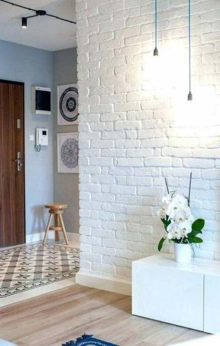 47 Ideas Design Interior Sala Brick Walls For 2019 White Brick Wall Kitchen Brick Interior Wall Brick Interior