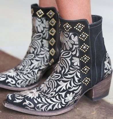 facfc89b84121 Shop the Old Gringo Wink Black BL2985-1 Cowgirl Boots at Rivertrail  Mercantile. Enjoy fast and free shipping on all Old Gringo Boots.