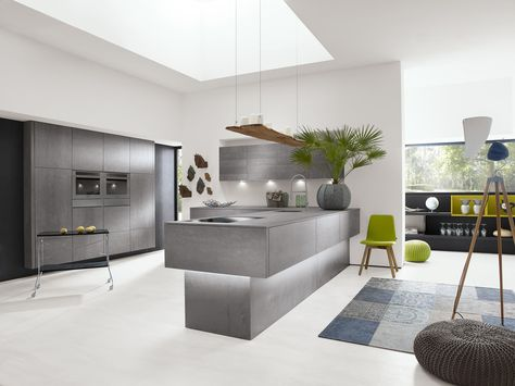 Fitted Kitchens by Alno Sussex Surrey London Interior