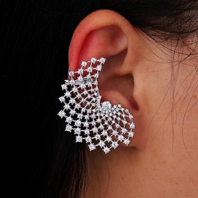Unique elegant wedding jewelry earrings for Brides formal occasion wedding jewelry