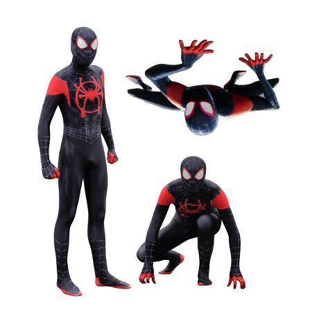 New epoch Spiderman-Homecoming-Adult-Costume-Halloween-Cosplay-Zentai