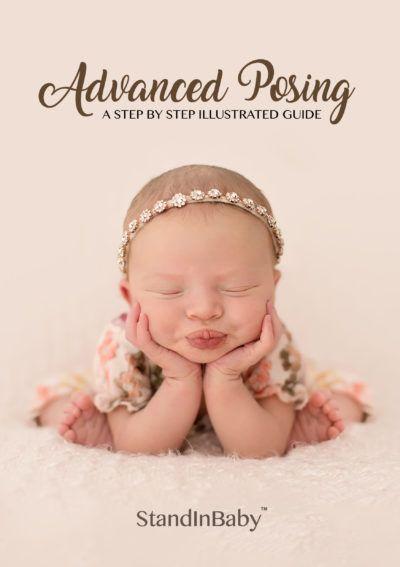 Special For Newborn Baby Stretch Yarn Gauze Wrap Photo Photography Prop L