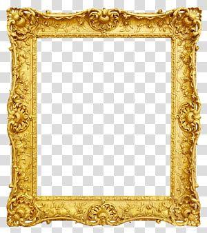1600 X 1440 20 Ornate Gold Frame Vintage Hd Png Download Gold Picture Frames Gold Frame Frame