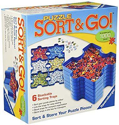 NEW Ravensburger Puzzle Sort /& Go