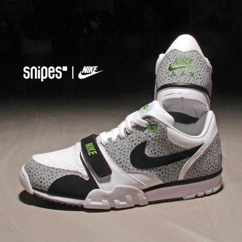 NIKE Air Trainer 1 Low ST auf nike | My style
