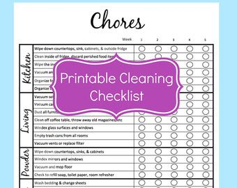 graphic about Discbound Planner Printables named Checklist of Pinterest discbound planner printables no cost visuals