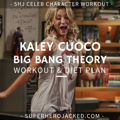Kaley Cuoco Workout Routine And Diet Plan Kaley Cuoco Workout Routine Workout Diet Plan