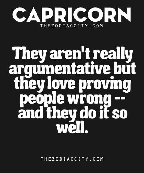 capricorn facts horoscope