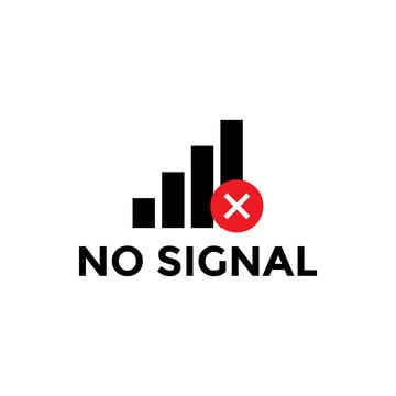 No Signal Icon Design Template Vector Isolated No Icons Template Icons Signal Icons Png And Vector With Transparent Background For Free Download Icon Design Design Template Design