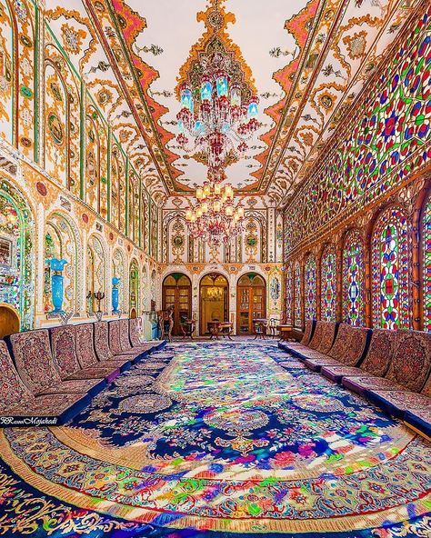 🇮🇷🇮🇷🇮🇷 خانه ملاباشی ؛ #اصفهان . 📷 By @Rasoolmojahedi . Mullabashi House , #Esfahan , #IRAN 👇 #IRANTRAVEL #IRANTRAVEL 👆 #اصفهان_تراول