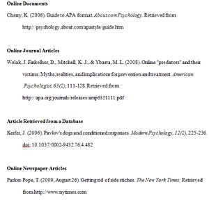 Apa Format Examples Tips And Guidelines Apa Format Example Apa Writing Tips