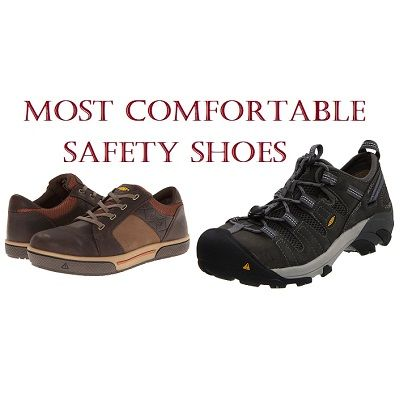 most comfortable steel toe shoes for women