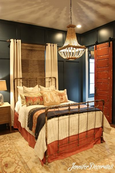 Bedroom decorating ideas on pinterest master bedrooms for 45 beautiful bedroom decorating ideas