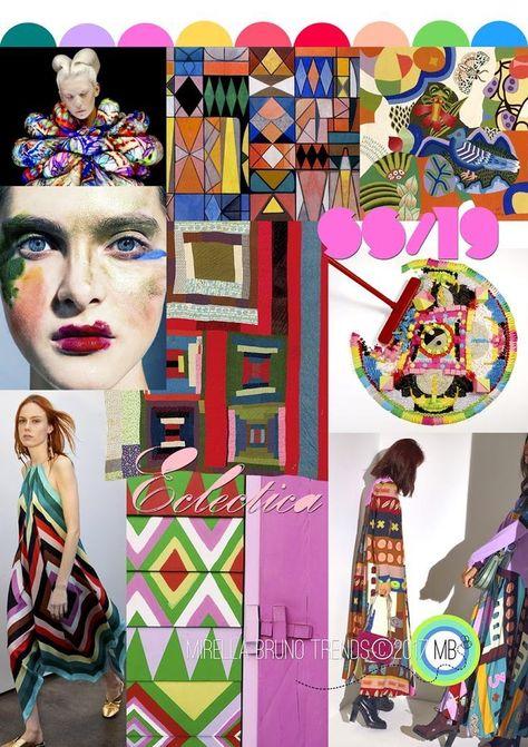 Fashion colour trends for a fantastic 2019! Find more at: https://www.delightfull.eu/blog/ | design trends interior design trends interior decor trends interior design ideas fashion colour fashion colour trends