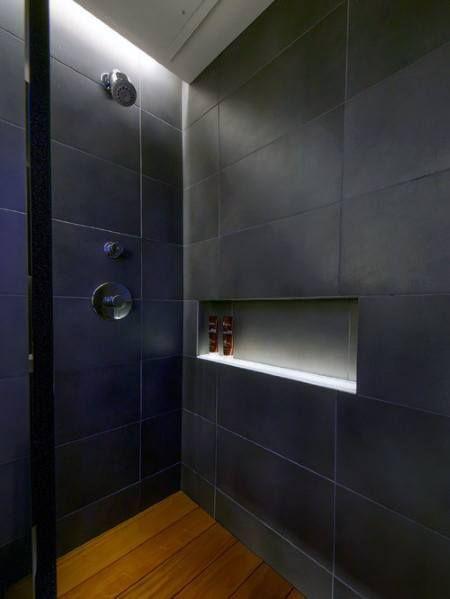 Top 50 Best Shower Lighting Ideas Bathroom Illumination Shower Lighting Bathroom Lighting Shower Niche
