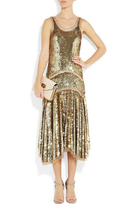 Shop MICHAEL Michael Kors Womens Midi Dress Ribbed V-Neck