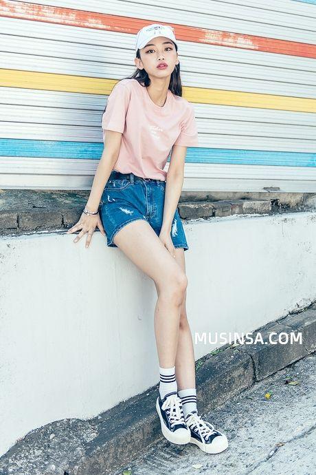 Official Korean Fashion Korean Street Fashion In 2020 Korean Fashion Summer Street Styles Korean Fashion Summer Korean Street Fashion