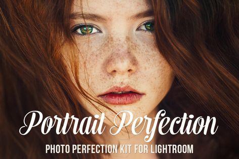 Portrait Presets Lightroom Portrait Brushes Lightroom Portrait   Etsy