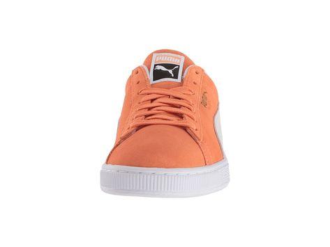 PUMA Suede Classic Men's Shoes Melon