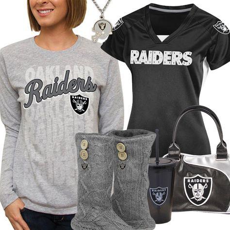 Cute Oakland Raiders Fan Gear