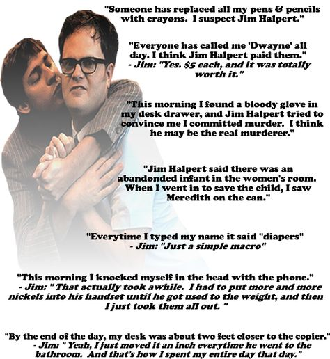 Ah... Jim and Dwight. :)