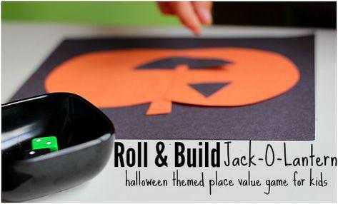 halloween math game